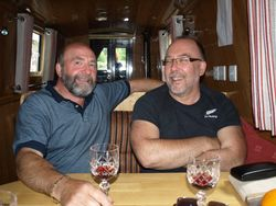Clive and Stuart