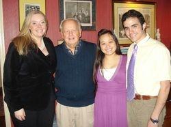 Mu Phi Epsilon Alumni Scholarship Concert with Dean Charles Webb & scholarship recipients