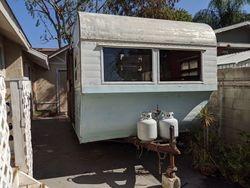 73.55 SAHAR vintage camper trailer