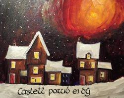 Castell pawb ei dy
