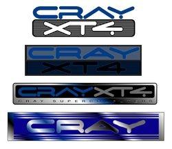 CRAY Logo Concepts