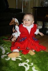 Regional Vest for Baby