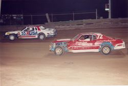 Dave White Sr and Jerry Sonderman
