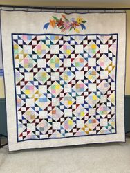 Northland Needlers Opportunity Quilt