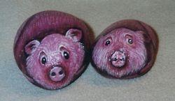 Pig Rocks