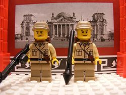 German SA Stormtroopers