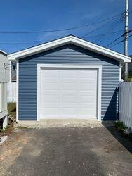 14' x 12' Deluxe Garage