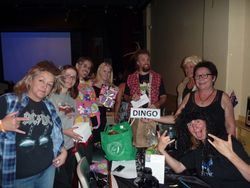 The Quiz Winners - The Dingos