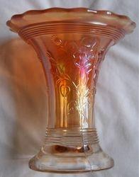 Summer days vase in marigold