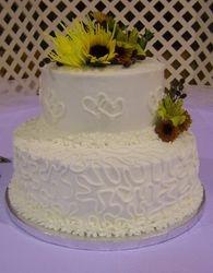 Bride's Cake 6