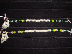 Show Your Packers Pride!  (Item #2062 and 2063)  $15.00