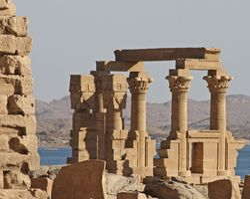 Aswan : Kiosk of Qertassi