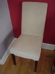 Parson Chair - Before