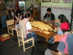 Biscuit Factory. Cayambe, Ecuador