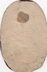 Uncased Tintype ca.1869-1875 back