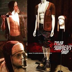 Fight Club basement outfit