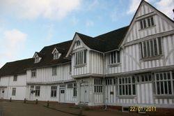 Lavenham - The Guild Hall