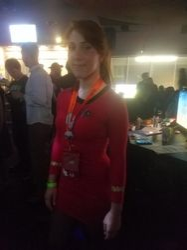 Star Trek TNG Crew