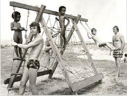 Hotell Strandbaden (Orestrand) 1975