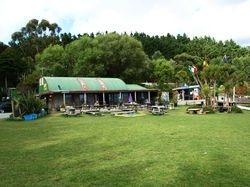 Goat Island Camp site