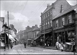 Bilston. c 1911.