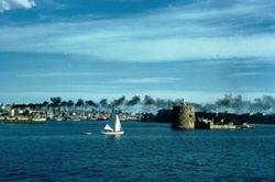 170 Sydney Harbour & Woollomolloo Bay 1957