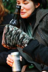 Beer or Beverage Mitts