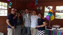 Jim Aratta's Birthday Party