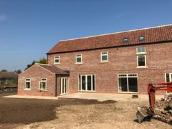 New build the stables