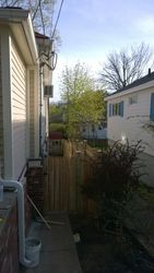 Completed Privacy Fence Image 4