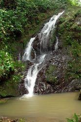 Cascada de Juan Pi .