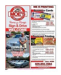 Moes/ Auto Sales / We Printing