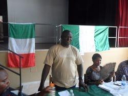 Nigerian Community Mantova President