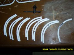 Building the Light Panel Frames - 7