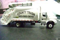 county trash