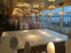 Duck Bay Hotel, Led Dance Floor