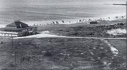 Strandpaviljongen i Viken 1938