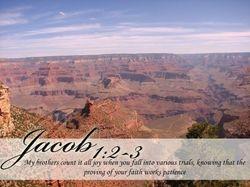 Jacob 1:2-3