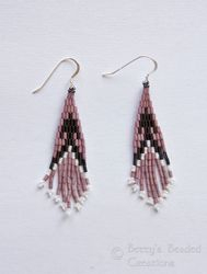 Beaded Spirit Earrings