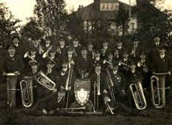 Skelmersdale Prize Band 1913