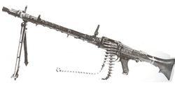 Maschinengewehr MG-34: