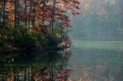 Clopper Lake 1