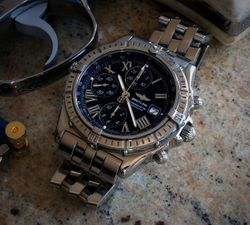 Breitling Crosswind Chronometer