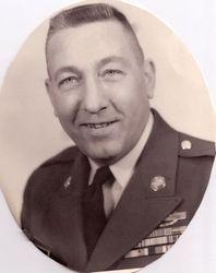 Master Sergeant,  James R Hull.