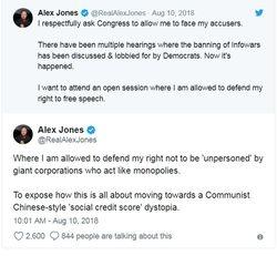 Alex Jones Demands Right to Congressional Hearing 02