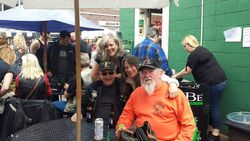 Old Snohomish Bike Show