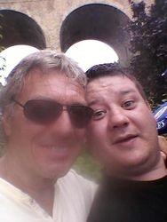Steve Grey and Ben Roberts