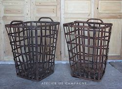 #28/181 FRENCH SQUARE BASKETS