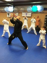 Christian Soldier Karate PE Elective