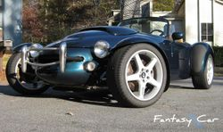 Paul L.--------1997 Panoz Roadster